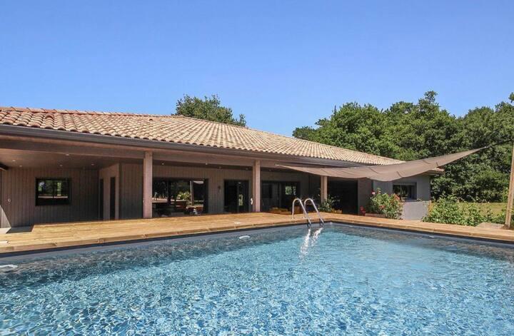 Chambres d'Hôtes-Villa Maya Uma - Chambre Junior