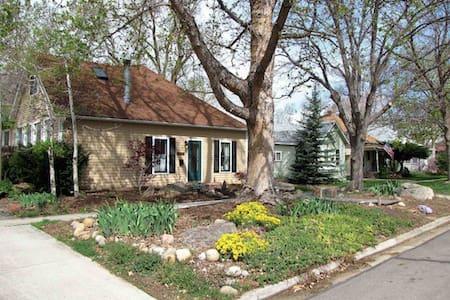 Historic old school house  - Longmont - Casa
