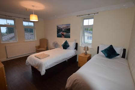 **The Watling Inn** Superior Family/ Triple room**