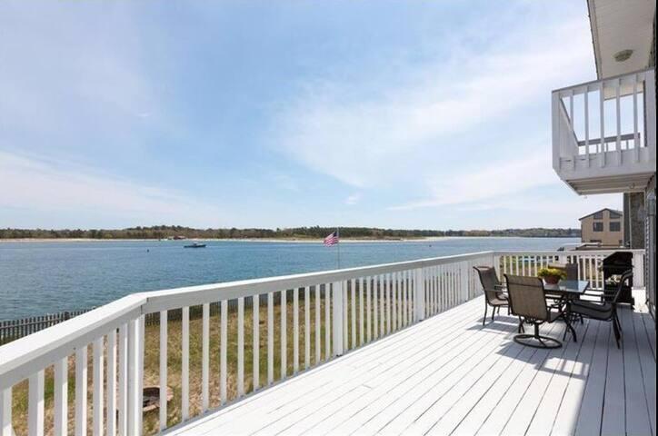 Pine Point Riverfront & Beach Home