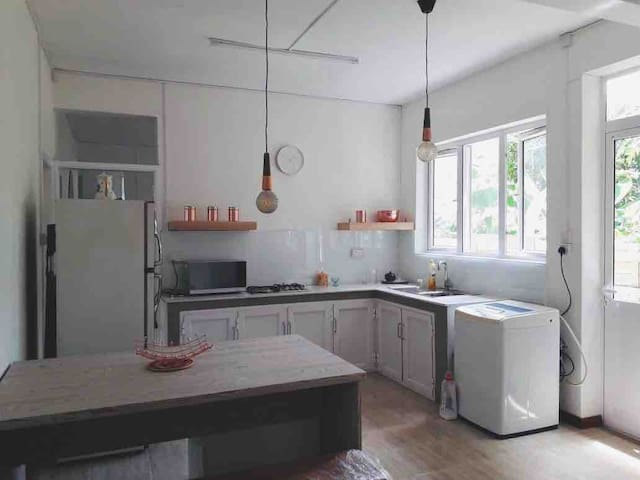 Spacey and airy 1-BR apt centrally located
