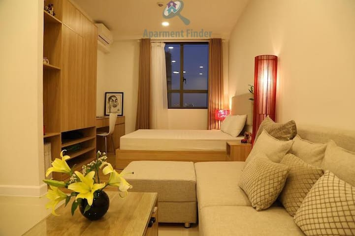 A cozy & superb 51m2 apartment - Ho Chi Minh City - Apartment