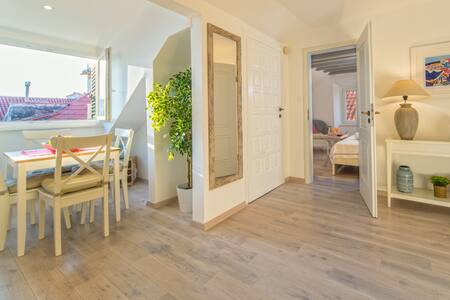 Beautiful attic apartment within Diocletian Palace