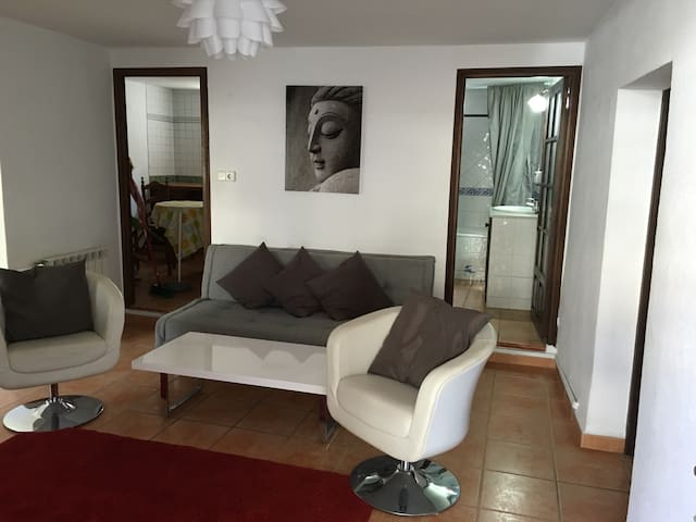 Nice and quiet apartment in Ibiza. - Santa Eulària des Riu - Leilighet