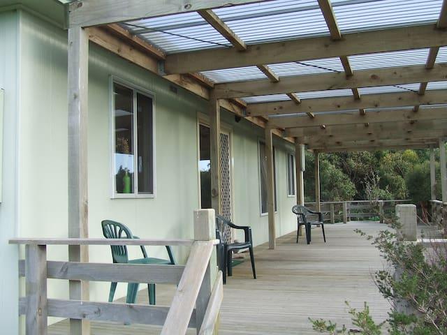 Bushland Retreat-experience nature - Portland - Casa