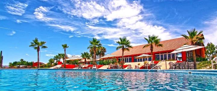 Master Suite at the San Felipe Marina Hotel