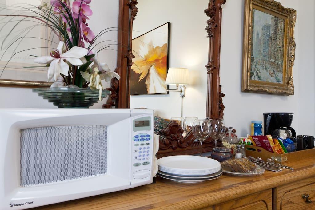 Anacortes Tea Room