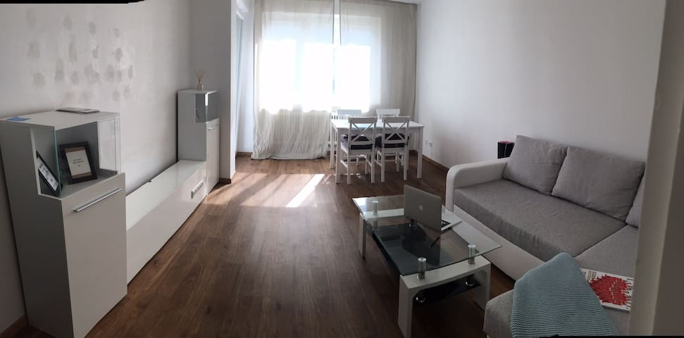 Sunny apartment for the price of the room