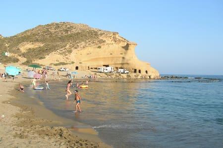 murcia playa sabor mediterraneo - Águilas