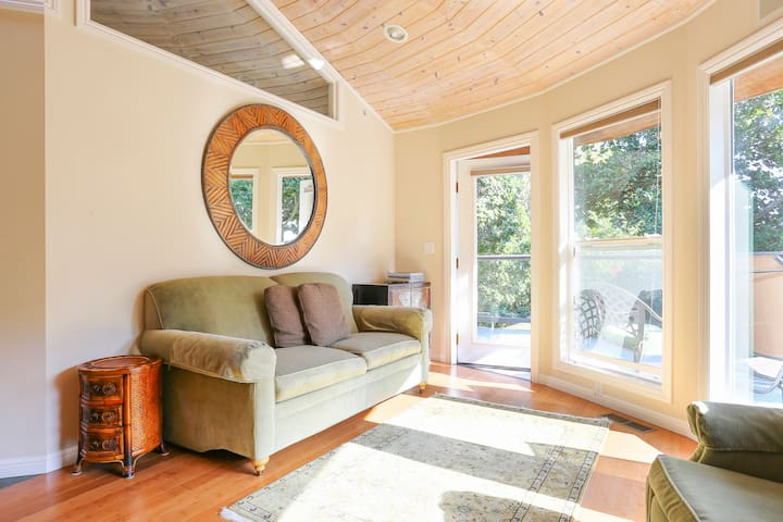 Bayview Cottage in Sunny San Rafael - Сан Рафаэль - Дом