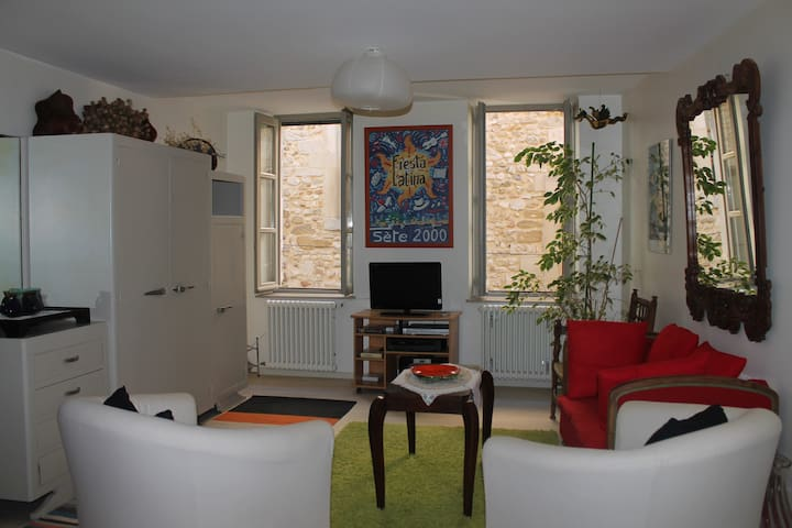 2 rooms flat near Grignan  - Valréas - Apartment