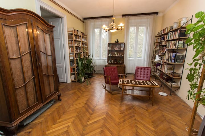 Nice flat in the heart of Budapest