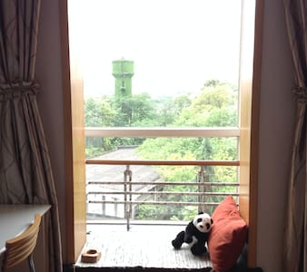 A Quiet Cozy Riverside Room for 1 - Chengdu