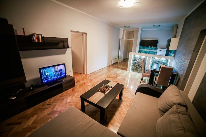 quiet zemun place - Beograd - Appartement