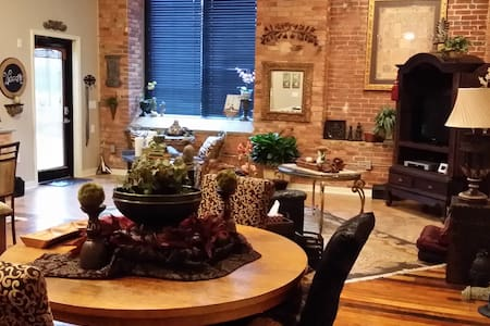 Afforable Luxury Loft for Travelling Professionals - Simpsonville - Loft