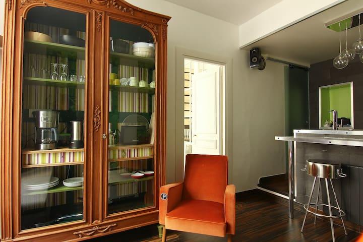 Marais Montorgueil BEL APART - Paryż - Apartament