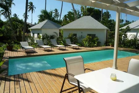 Bungalow 2 central & close to the beach - Las Terrenas