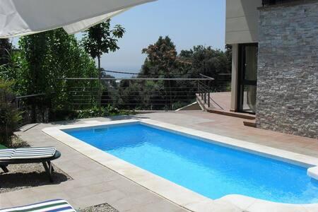 New beautiful villa with pool &BBQ  - Santa Susanna - 別荘