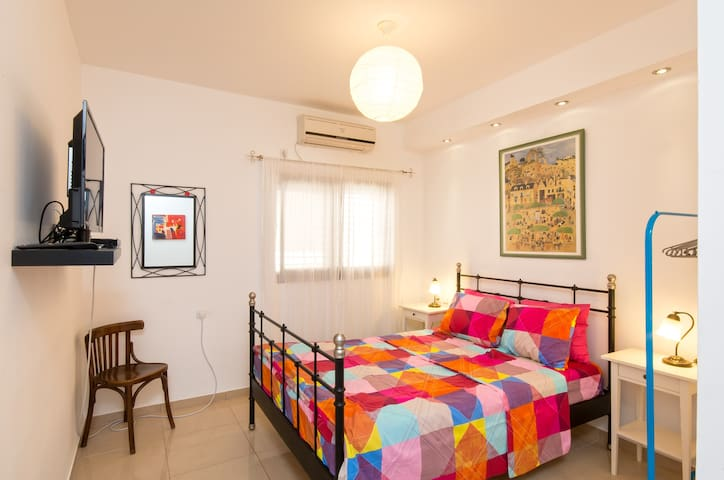 Pleasant room + ensuite at beach - Nahariyya - Byt