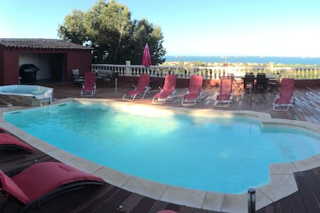 VILLA CORILLAS 6 Pers Piscine+SPA - Port-de-Bouc