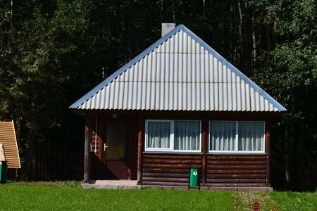 Домик Егеря в 40км от Минска - Smaliavičy