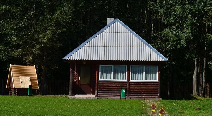 Домик Егеря в 40км от Минска