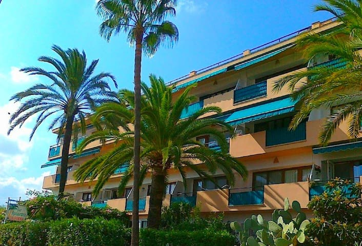2 Room Appartment on the bottom floor! - Cala Millor - Daire