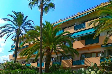 2 Room Appartment on the bottom floor! - Cala Millor