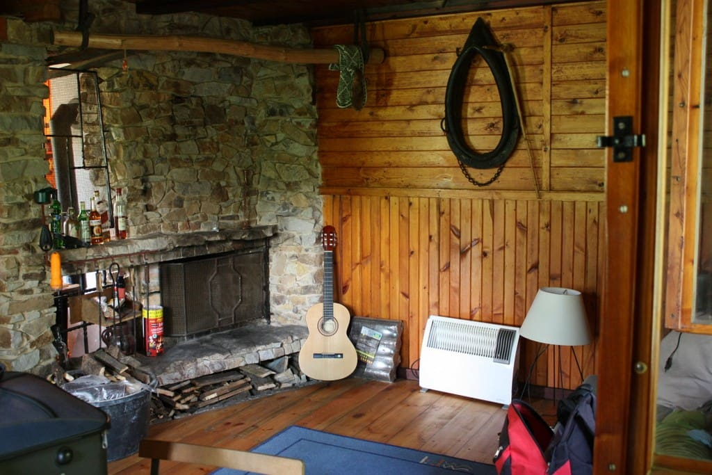 Log Cabin 45min From Prague Cottages For Rent In Ostrovec Lhotka