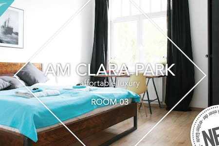 Green Residence - Am Clara Park R3