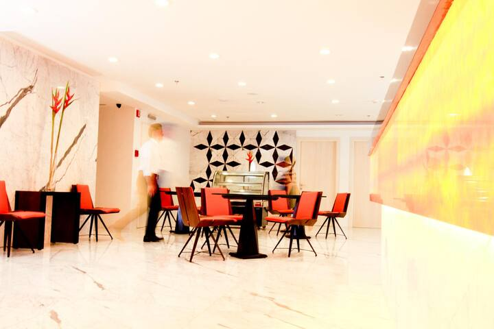 Desirable Room Deluxe At Ortigas