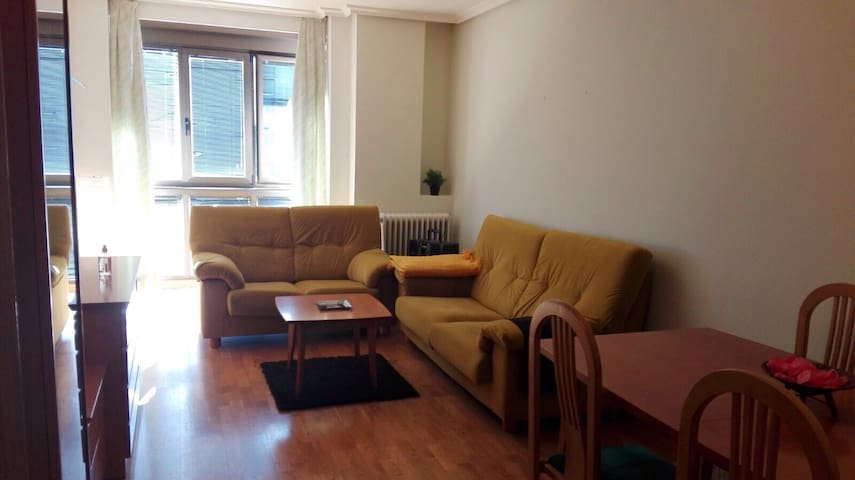 Nice apartment in the old town with parking - León - Apartmen