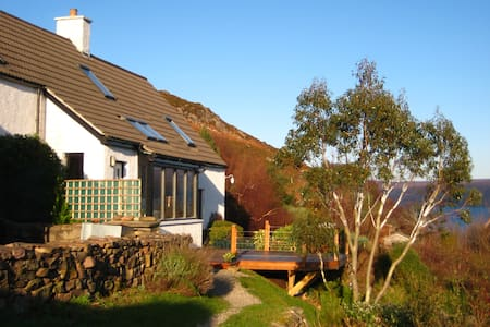 Applecross peninsula B&B, Highlands