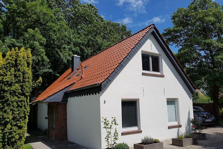 Ferienhaus (Nordsee) - neu & familienfreundlich