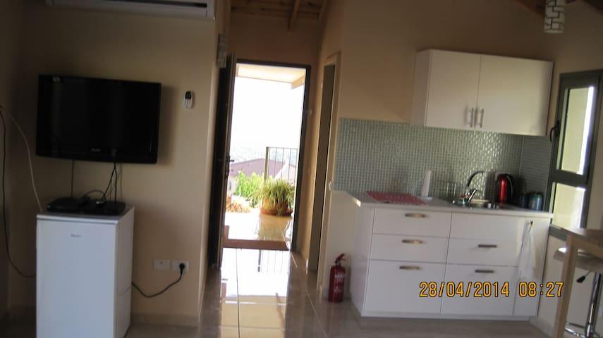 Ditza's Zimmer       הצימר של דיצה  - Moran - Lägenhet