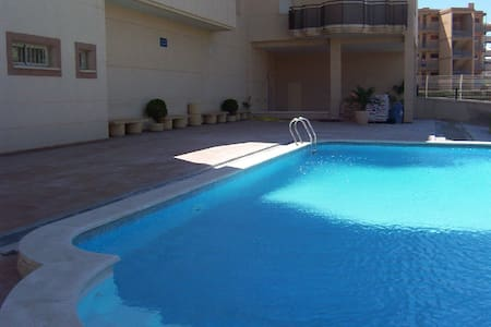 Apartamento vacacional Cunit Playa