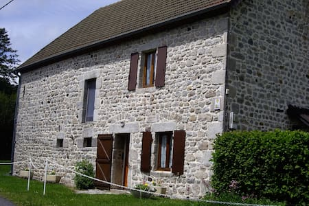 Maison en Auvergne - Prondines - Huis