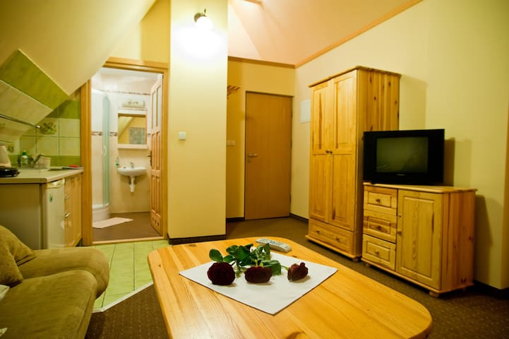 Apartament nr 15 dla 4 osób - Kościelisko - Apartamento