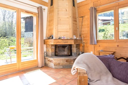 Modern chalet with fantastic views for up to 18pax