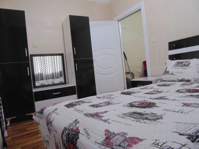 mersin merkezde günlük kiralık dair - Mersin - Appartement