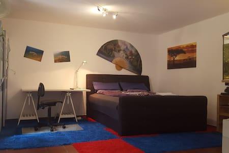 Möbliertes Zimmer ca 35m² TV / WLAN - Apartament