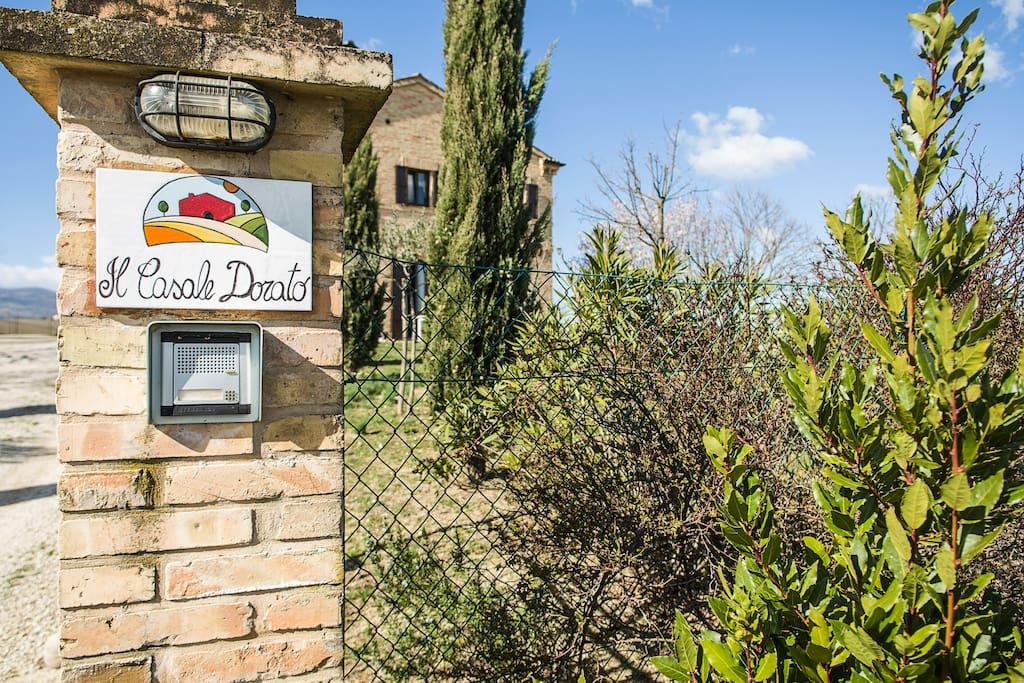 Welcome to Il Casale Dorato!