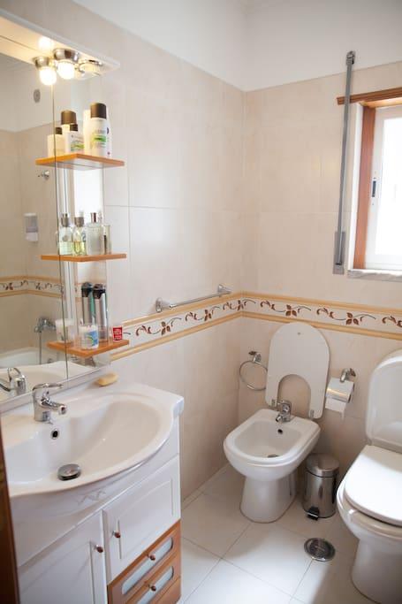 Host's bathroom