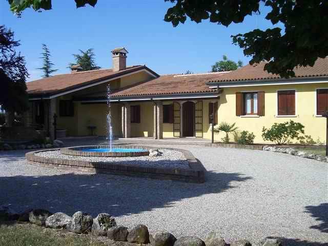 Villa meravigliosa per VINITALY