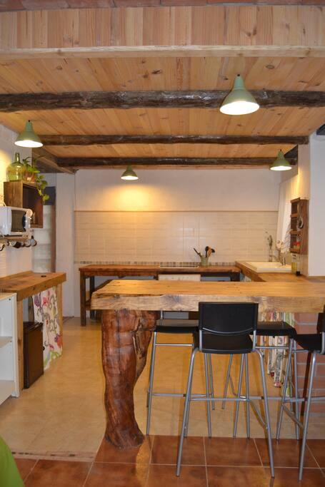 Casa con jard n en el pened s casas en alquiler en piera for Casa con jardin barcelona alquiler