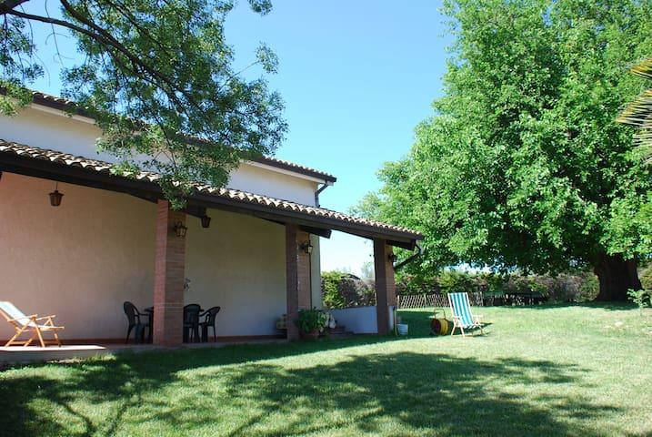 Trabocchi coast: Matilde house - San Vito Chietino - Lägenhet