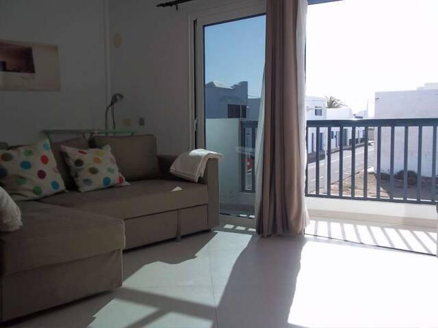 Apartment ALIFAM in Famara for 4p