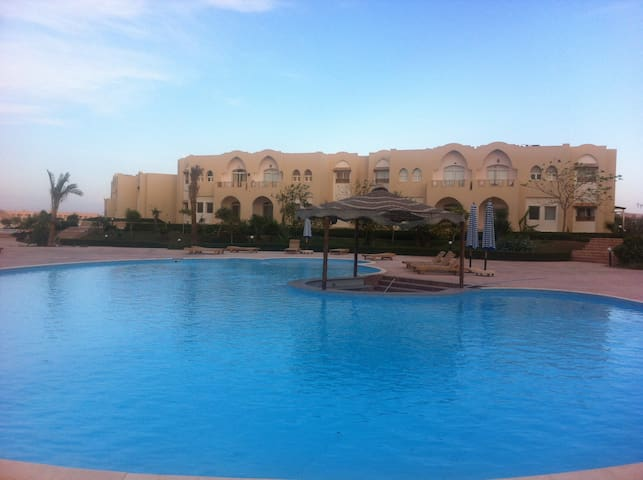 Sharm Heights - Sharm el-Sheikh / Nabq - Apartment