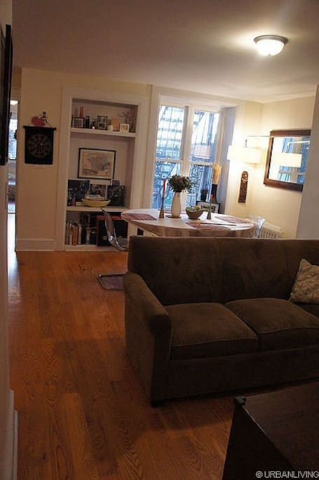 Two Bedroom Harlem Apt W Garden Apartments For Rent In New York New York United States