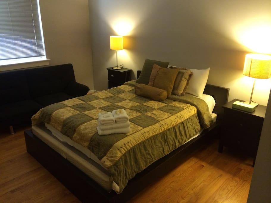 Old City 2 Bedroom Condominium Apartments For Rent In Philadelphia Pennsylvania United States